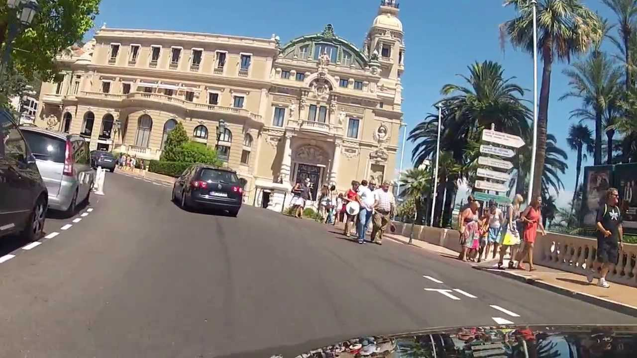 Circuito Monaco : Circuito di montecarlo youtube
