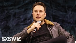 Elon Musk Answers Your Questions! | SXSW 2018 thumbnail
