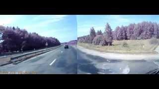 Уроки вождения видео 4