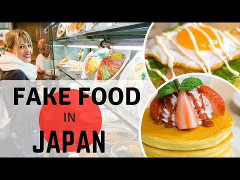 🍛Fake Food Samples in Japan!-Kappabashi ''Kitchen Town'' Vlog