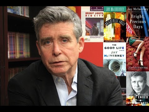 Introduction to Jay McInerney