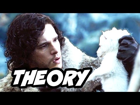 Game Of Thrones Season 6 Jon Snow Warg Theory Explained
