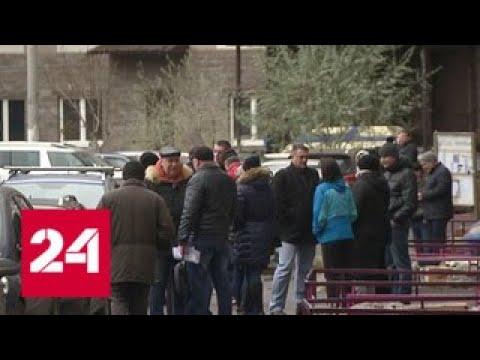 Аферисты шантажируют жителей Подольска, отключая их от коммуникаций - Россия 24