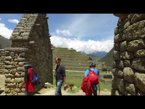 Machu Pic'chu: More Evidence It Is Older Than The Inca