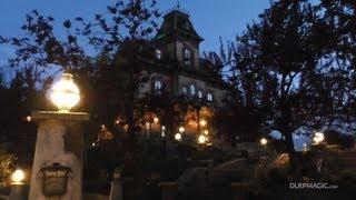Phantom Manor - Disneyland Paris HD Complete Ridethrough