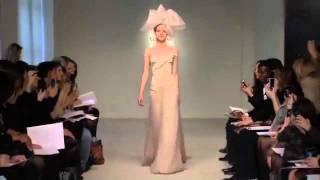 Vera Wang Spring 2012 Bridal Show