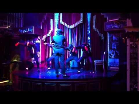 Шоу-балет City Hall, Майкл Джексон