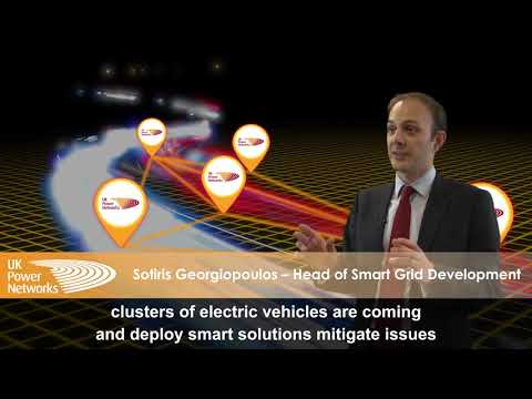 Innovation And Smart Grid At UK Power Networks