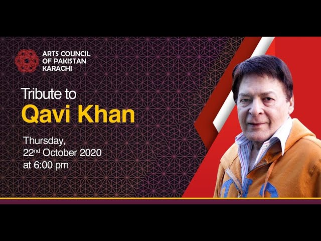 Tribute to Qavi Khan | Ahmed Shah | Behroze Sabzwari | Munawar Saeed | Aurangzaib Laghari | #ACPKHI