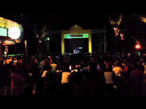 John Legend in Bali