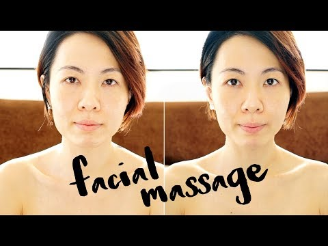 Lymphatic Facial Massage   高比 Gobby