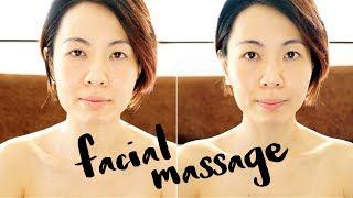 Lymphatic Facial Massage | 高比 Gobby