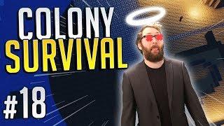 HIGH DIVE | Colony Survival #18