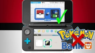 How To Transfer Any Pokemon from Game Tto Game Absolutely Free 3DS CFW