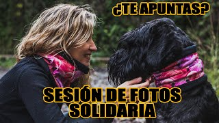 SESIÓN de FOTOS SOLIDARIA -  ¡APÚNTATE y ANÍMATE a PARTICIPAR!