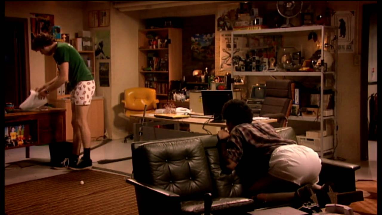 Download The IT Crowd - Series 2 - Episode 6: Golf