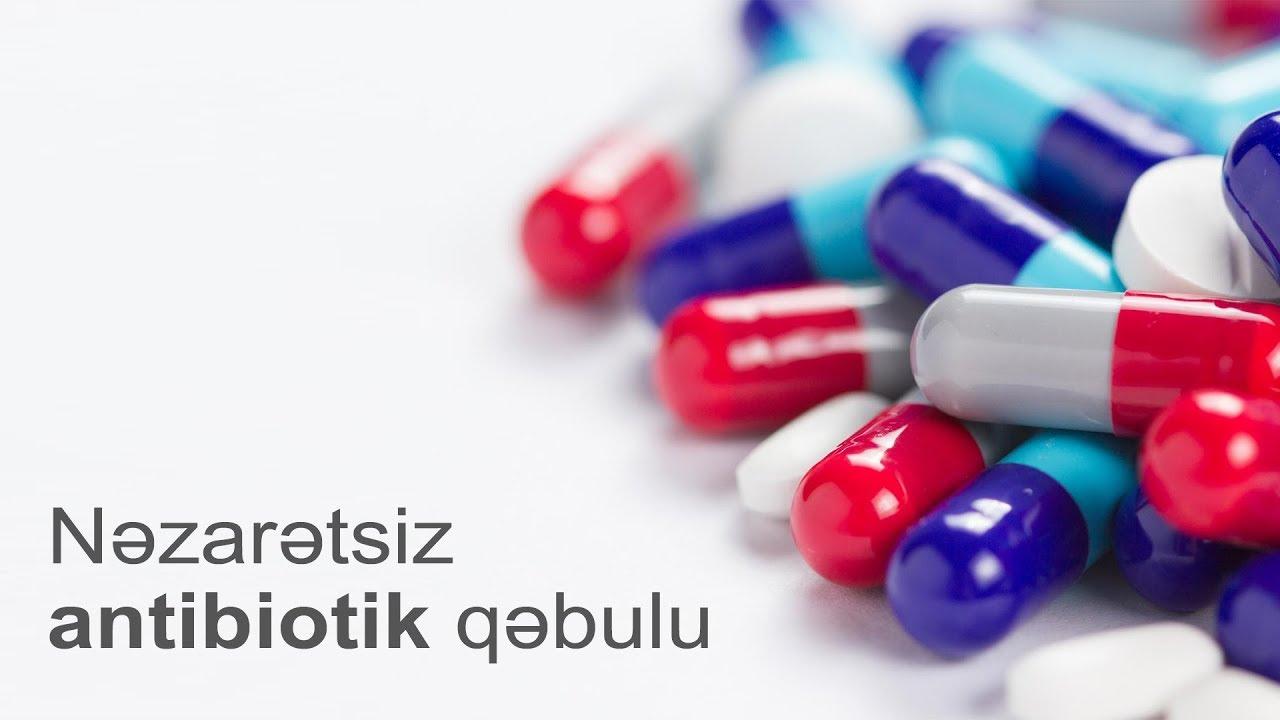 Nəzarətsiz Antibiotik Qəbulu Terapevt Pərvanə Fətullayeva Youtube