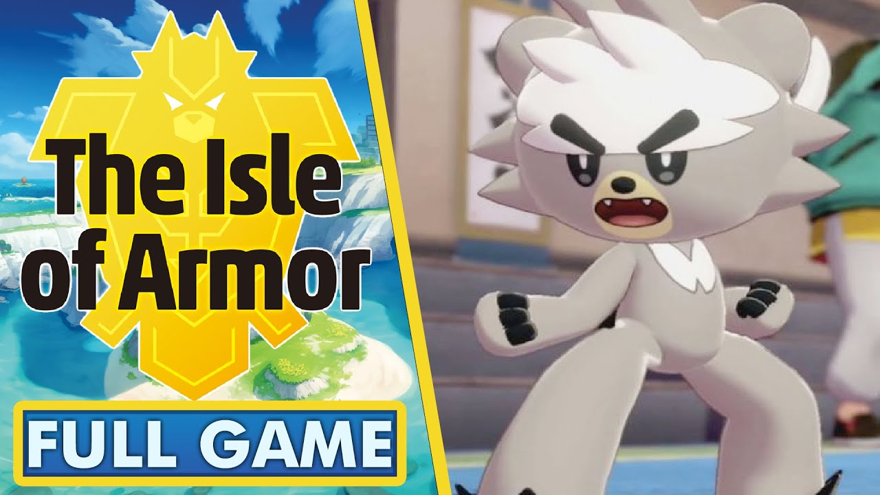 What's new in Pokmon Sword and Shield's Isle of Armor expansion