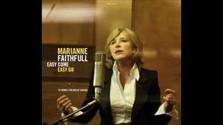 Marianne Faithfull - In Germany Before the War