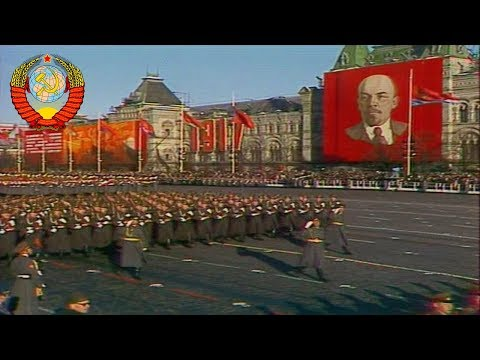 Anthem of the USSR by the Red Army Choir [Rare]
