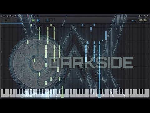 [sheet-eazy-100%]-alan-walker---darkside---piano