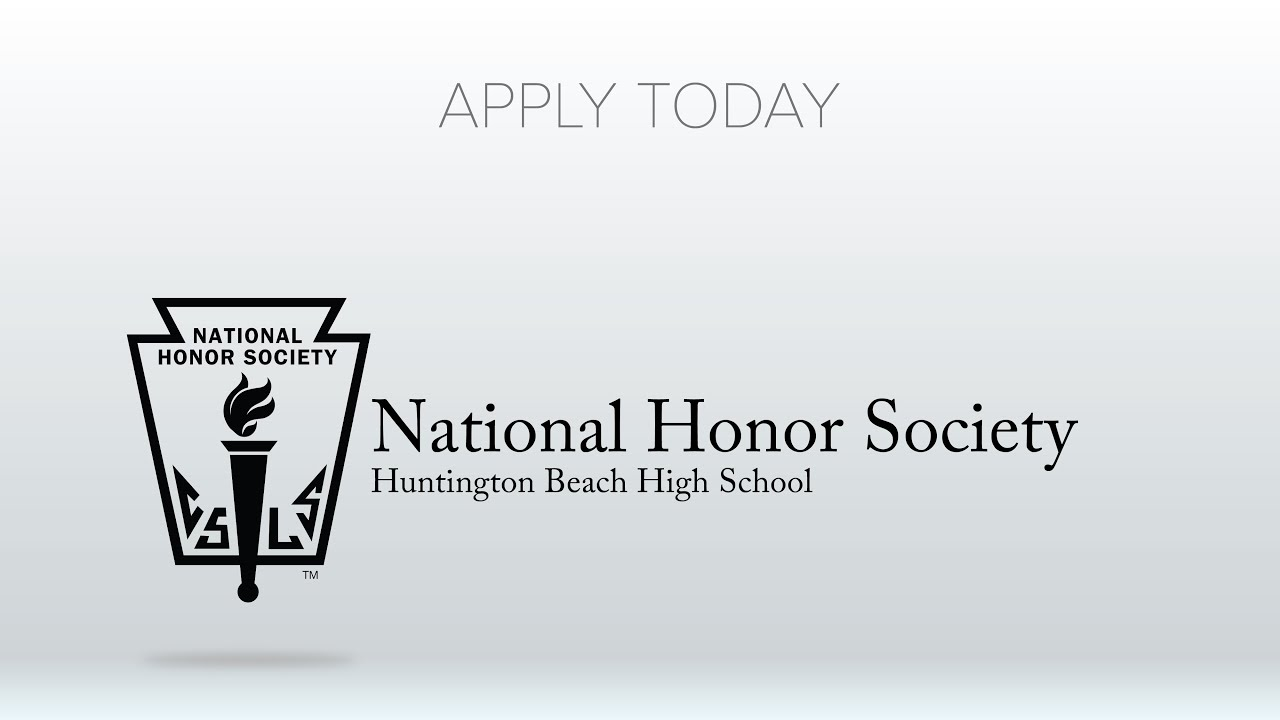 national honors society essay character National honor society application essay natalia velasco when i first received the letter inviting me to apply to the national honor society character, and.