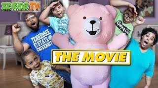 Download Teddy Dudez The Movie! (We Want Our Family House Back) ZZ Kids TV Compilation