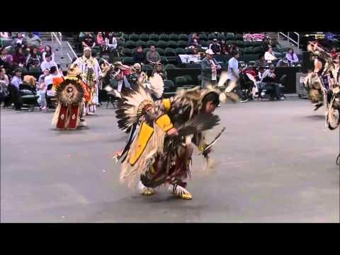 Powwow Dance Styles