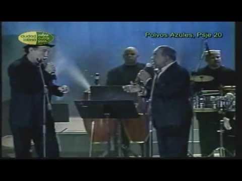 Ruben Blades y Cheo Feliciano (Live Panamá)
