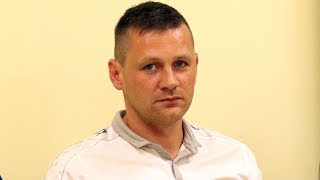 Trener Marcin Truszkowski (Korona Ostrołęka) o meczu z Drukarzem