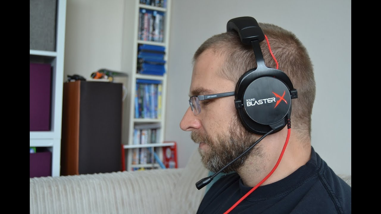 137b398defc Creative SoundblasterX H7 Tournament Edition Review - YouTube