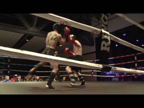 Nova Kickboxing: Gala At The Gateaway - Cormier vs MacKinnon