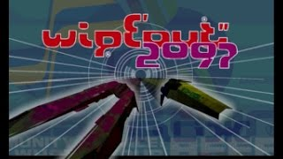 PSX Longplay [243] Wipeout 2097