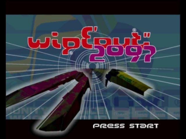 PSX Longplay [243] Wipeout 2097