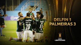 Delfín vs. Palmeiras [1-3] | RESUMEN | Octavos de Final | CONMEBOL Libertadores