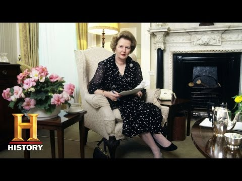Margaret Thatcher: UK's First Female Prime Minister - Fast Facts | History