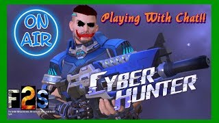 Cyber Hunter PC - NonStop Action!! || K/D 6.2🔫😉 || Eng/Nor LIVE Gameplay! 免費看 *