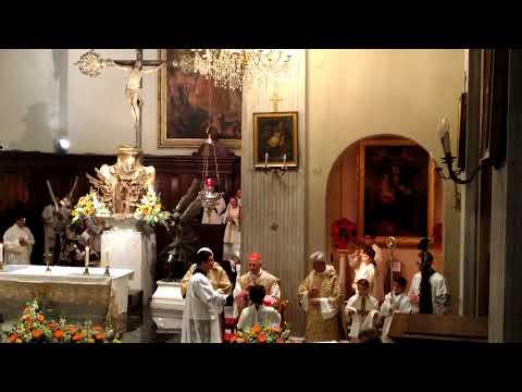 Ingresso Solenne don Germano Andriani - Introito - Noi canteremo gloria a te