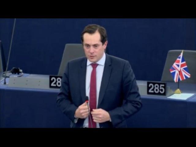 Nicolas Bay sur les conclusions du Conseil européen des 19 et 20 octobre 2017