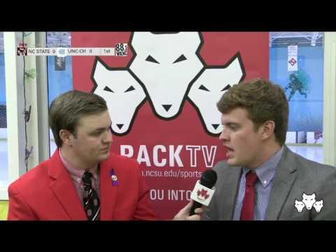 NC State Hockey vs UNC-CH (November 12, 2016)