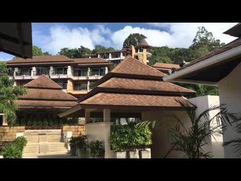 Ao Nang - Aonang Cliff Beach Resort -  4K / UHD - (Krabi  - Thailand)