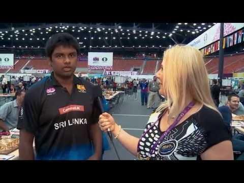 Day 7. Interview with Lamawansa Yasas, Team Sri Lanka