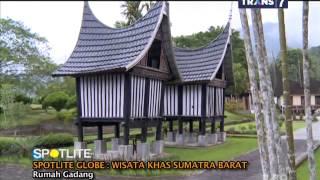 SPOTLITE - Wisata Khas di Sumatera Barat