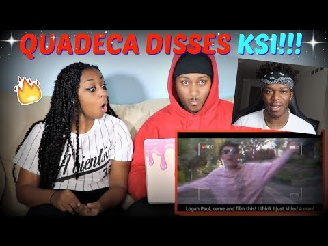 Quadeca Insecure KSI Diss Track REACTION