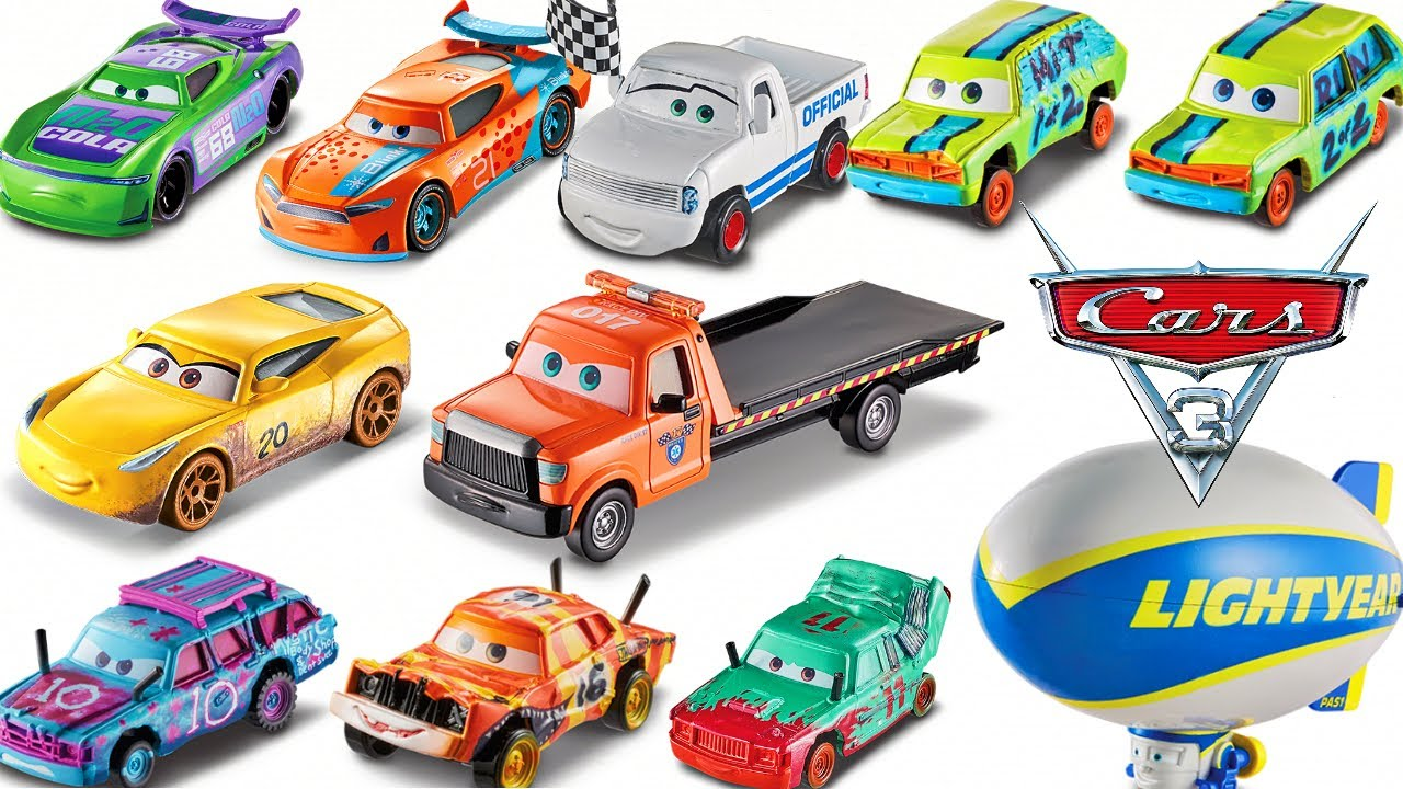 All Cars 1 Race Car Toys : Brand new cars next gen racers demo derby race
