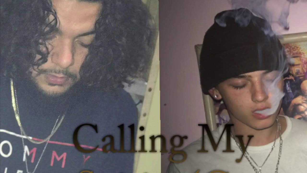 Charlie Mms ft  Youngbeast- freestyle (Calling My Spirits G-mix)