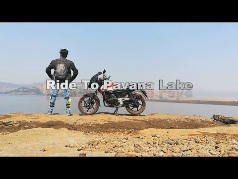Ride to Pawna Lake With Biker's Vault Squad  | Mumbai to Lonavala | Bike ride