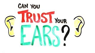 can you trust your ears? (audio illusions)