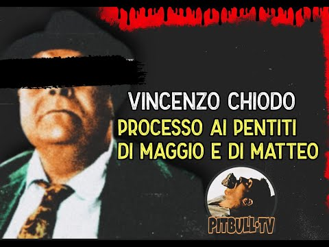 Vincenzo Chiodo - Processo ai pentiti Di Maggio e Di Matteo - 23 gennaio 2002 Palermo