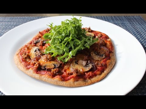 Spelt Pizza Dough Recipe - How to Make Pizza with Spelt Flour